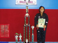 Dorien Mixed Martial Arts Champion in Five Events
