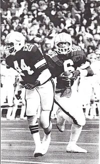 Master W.#6 QB Indiana State 1974
